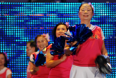 [電影介紹] 青春啦啦隊 Young at Heart: Grandma Cheerleaders