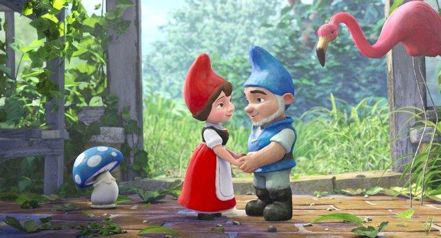 [電影介紹] 糯米歐與茱麗葉 Gnomeo & Juliet