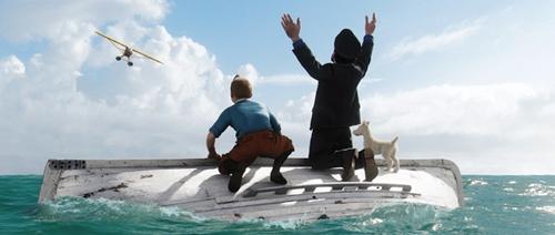 [電影介紹] 丁丁歷險記: 獨角獸號的秘密 The Adventures of Tintin: Secret of the Unicorn