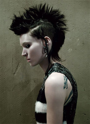 [電影介紹] 龍紋身的女孩 The Girl with the Dragon Tattoo