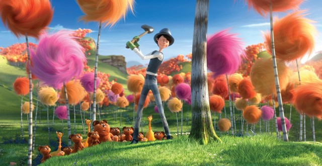 [電影介紹] 羅雷司 Dr. Seuss' The Lorax