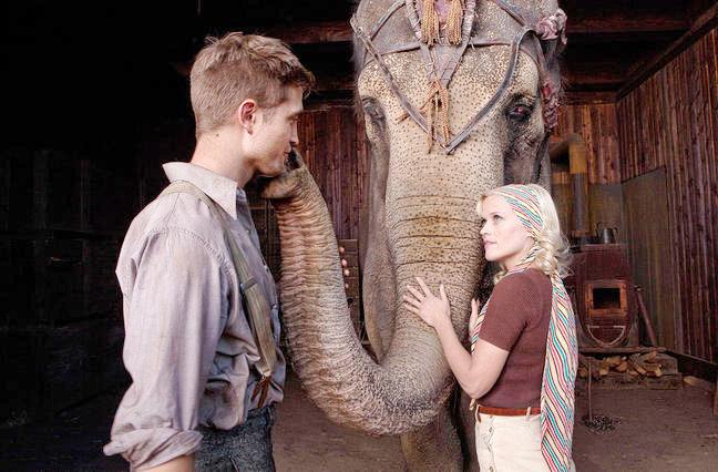[電影介紹] 大象的眼淚 Water for Elephants