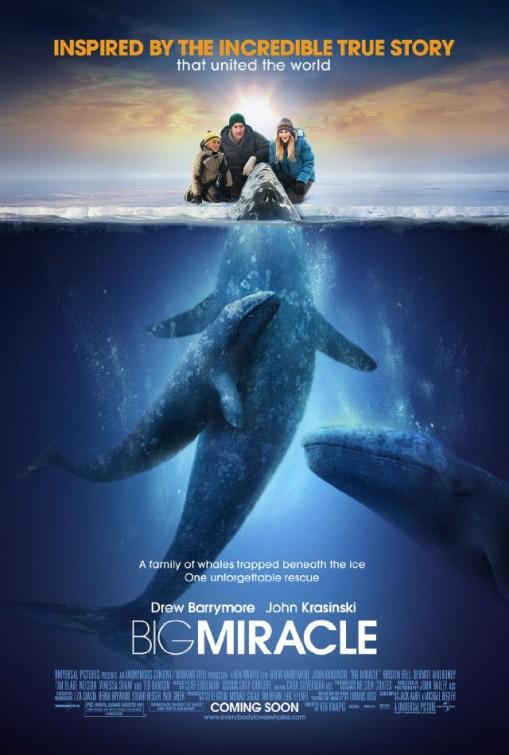 [電影介紹] 鯨奇之旅 Big Miracle