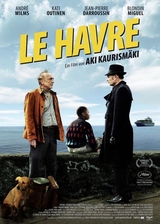 [電影介紹] 溫心港灣 Le Havre