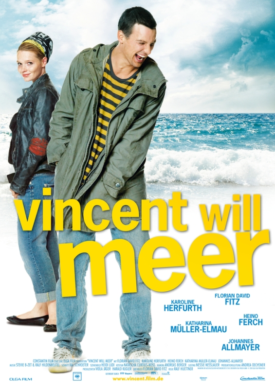 [電影介紹] 文生去看海 Vincent Wants To Sea