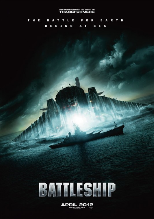 [電影介紹] 超級戰艦 Battleship