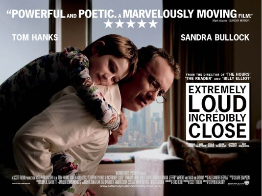 [電影介紹] 心靈鑰匙 Extremely Loud & Incredibly Close