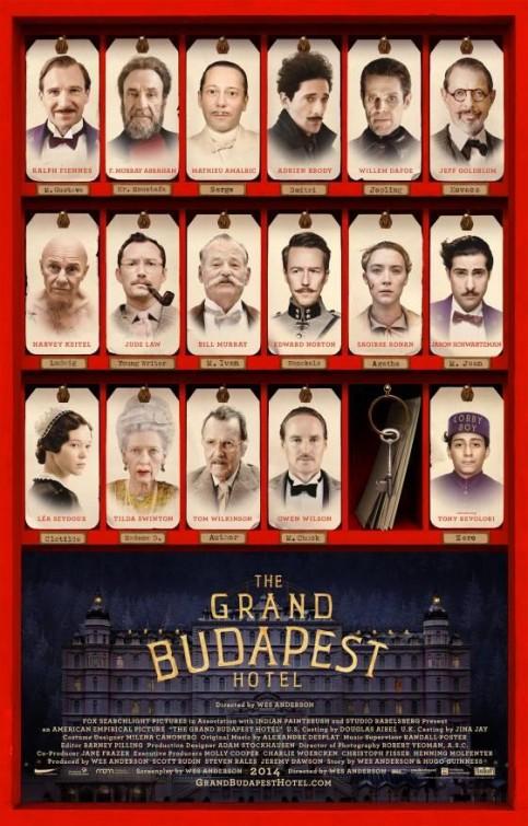 歡迎來到布達佩斯大飯店 --【觸電網】電影情報一網打盡!