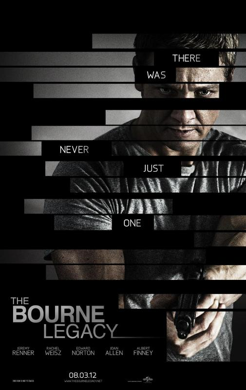 [電影介紹] 神鬼認證4 The Bourne Legacy