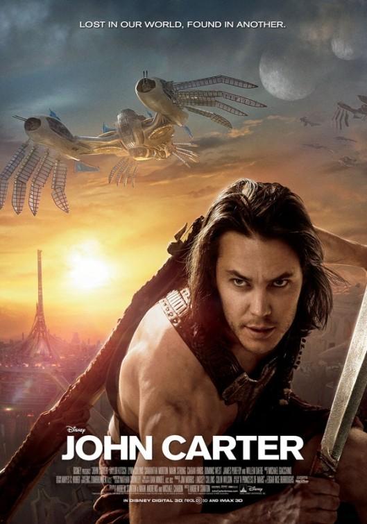 [電影介紹] 異星戰場: 強卡特戰記 John Carter