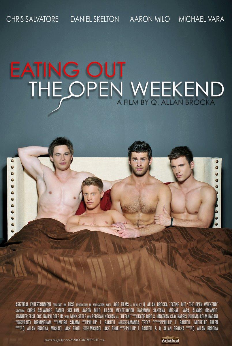 [電影介紹] 外出用餐:冰火5重天 Eating Out: The Open Weekend