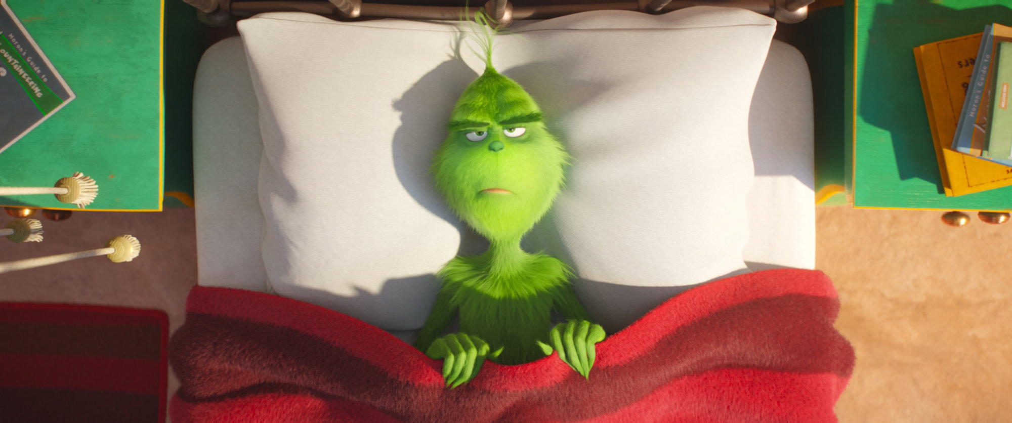 Image result for 鬼靈精 The Grinch