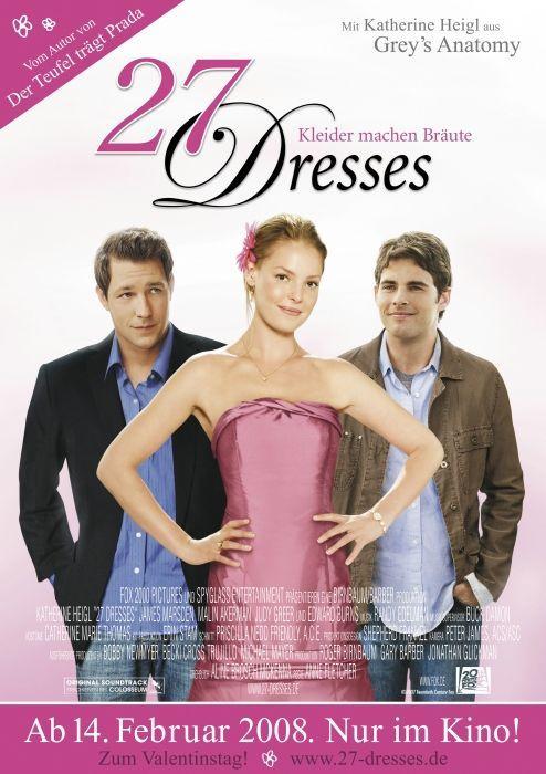 27 件禮服的秘密