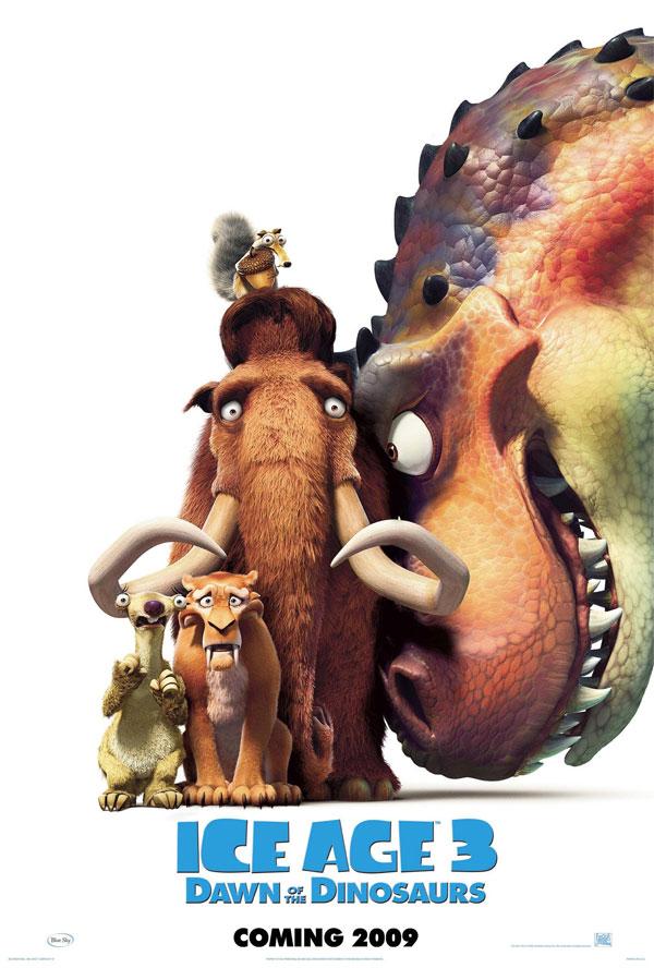 [冰原歷險記3 Ice Age: Dawn of the Dinosaurs][2009-07-03]