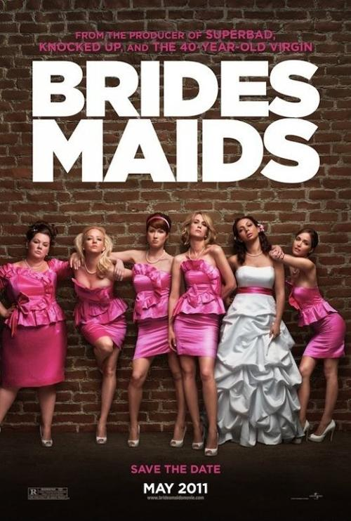 [電影介紹] 伴娘幫幫忙 Bridesmaids