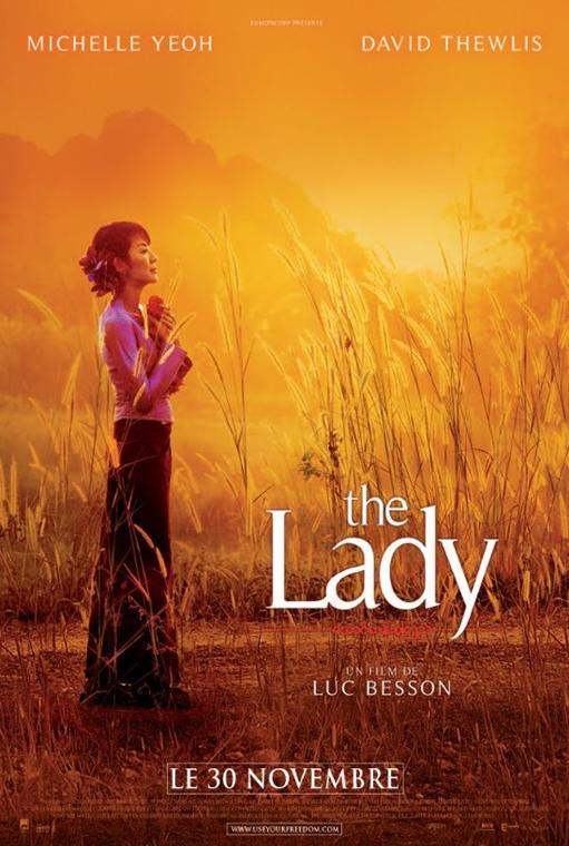 [電影介紹] 以愛之名:翁山蘇姬 The Lady