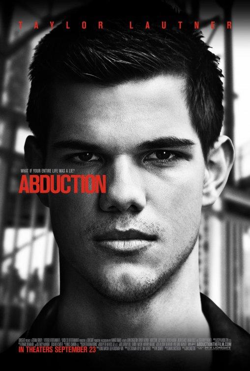 [電影介紹] 綁架 Abduction
