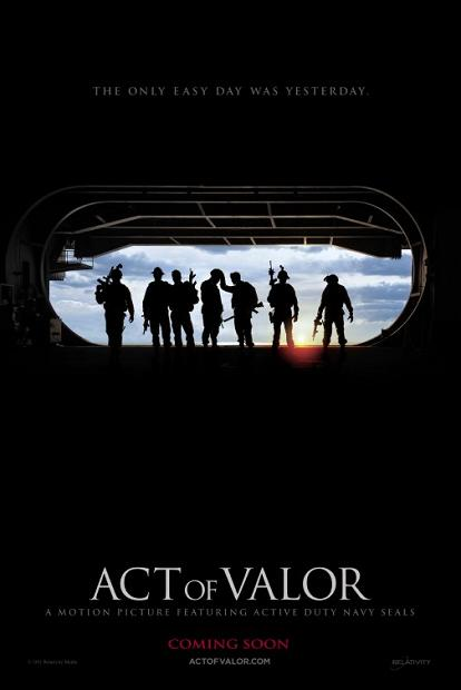 [電影介紹] 海豹神兵: 英勇行動 Act of Valor