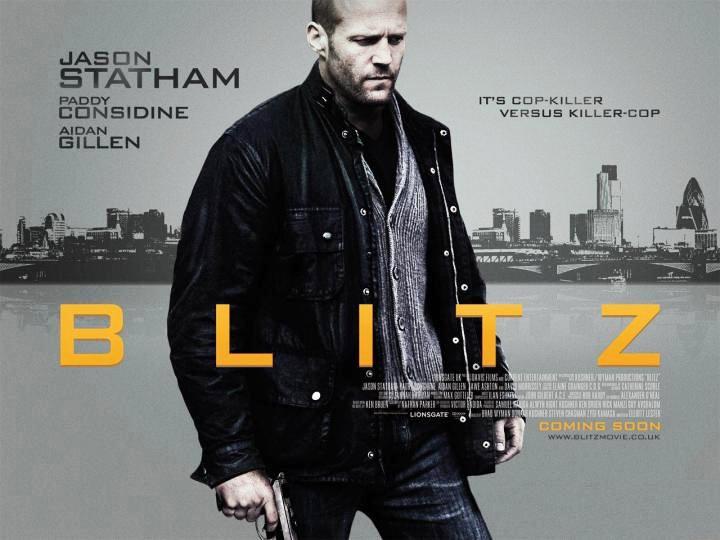 [電影介紹] 私法制裁 Blitz