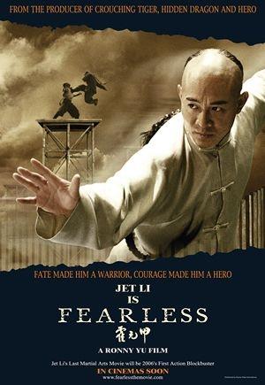 Jet Li, Fearless