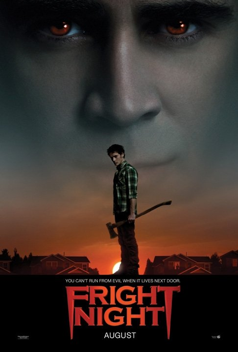 [電影介紹] 吸血鬼就在隔壁3D Fright Night