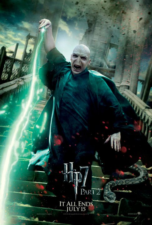 [電影介紹] 哈利波特7: 死神的聖物Ⅱ Harry Potter and the Deathly Hallows - Part 2