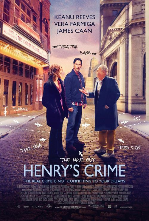 [電影介紹] 亨利當盜 Henry's Crime
