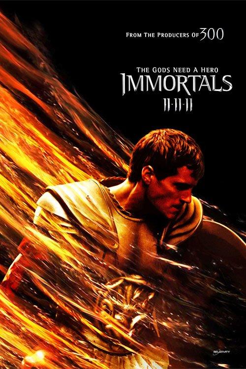 [電影介紹] 戰神世紀 Immortals