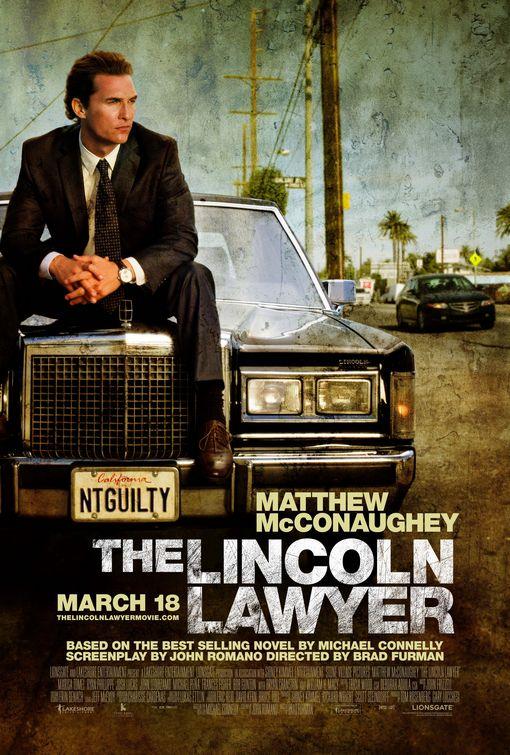 [電影介紹] 下流正義 The Lincoln Lawyer
