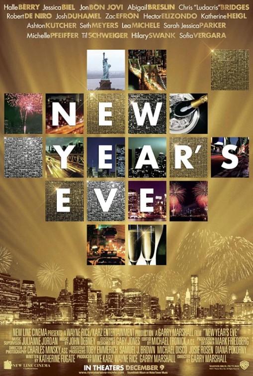 [電影介紹] 101次新年快樂 New Year's Eve