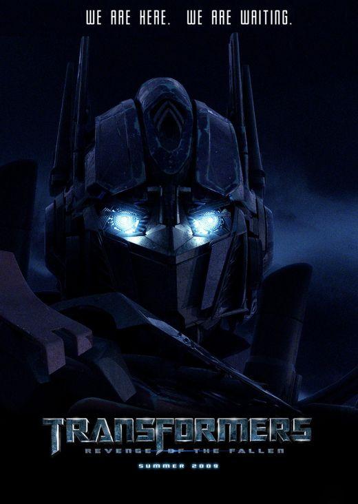 鴨電影 - 變形金剛2 Transformers: Revenge of the Fallen(2009)