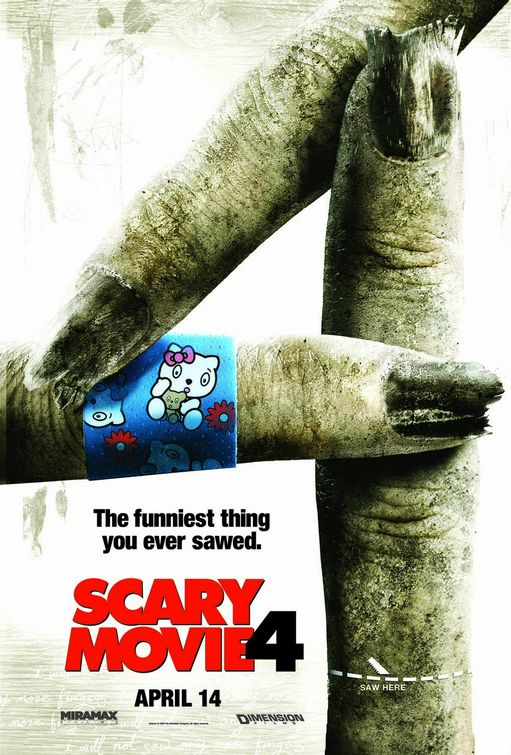 Movie Poster Image for Scary Movie 4