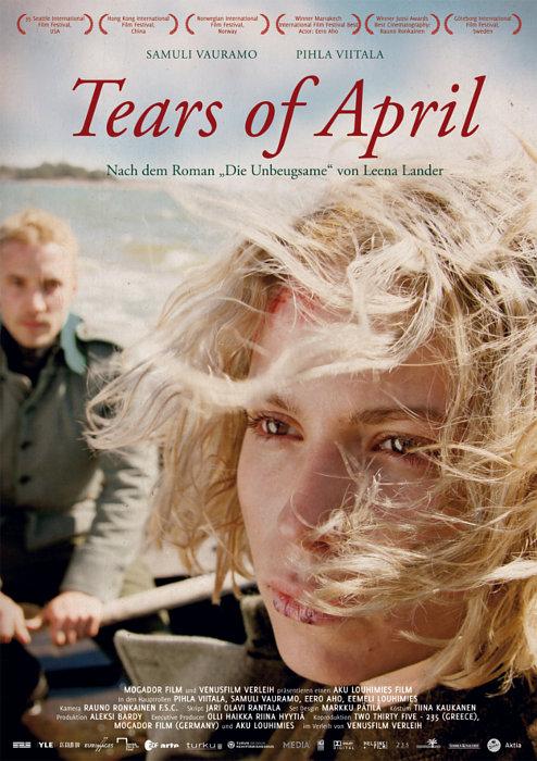 [電影介紹] 四月情塚 Tears of April
