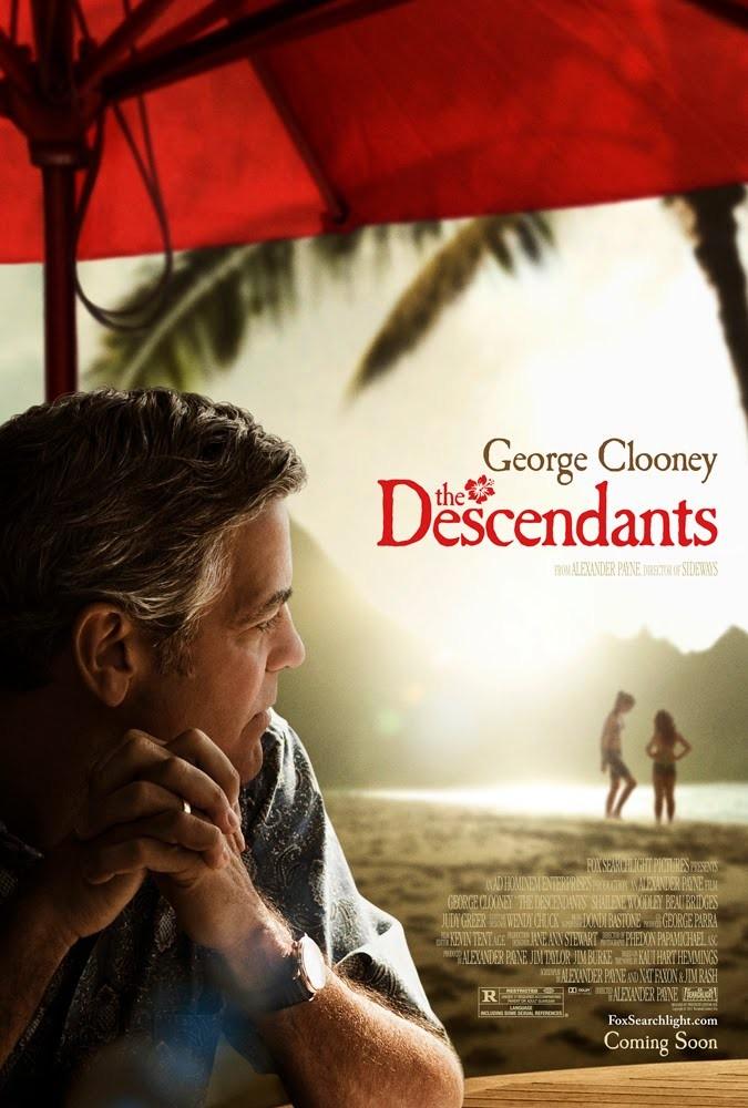[電影介紹] 繼承人生 The Descendants
