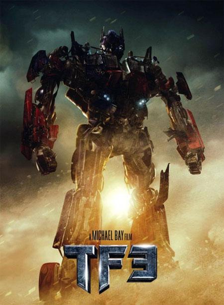 [電影介紹] 變形金剛3 Transformers: Dark of the Moon