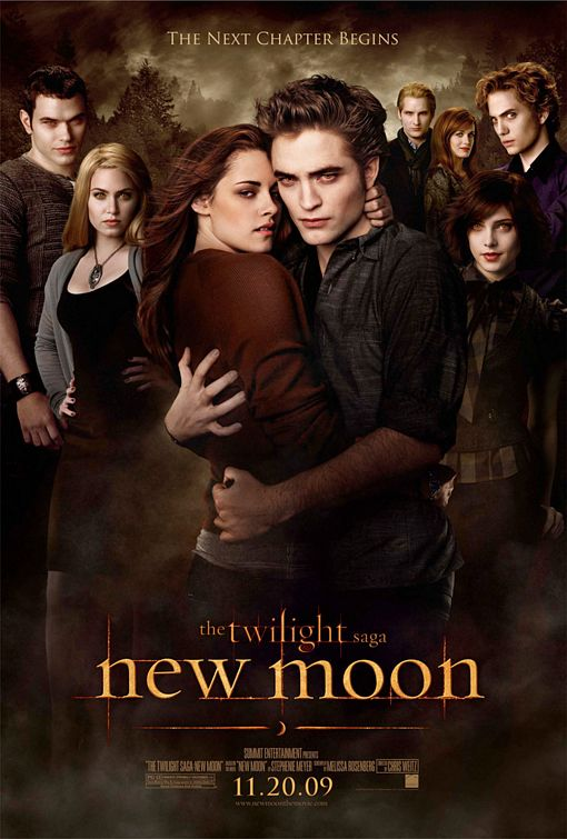 【奇幻】暮光之城2:新月線上完整看 The Twilight Saga: New Moon