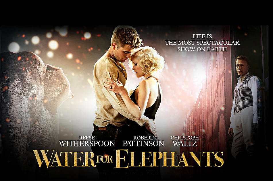 大象的眼淚 Water for Elephants
